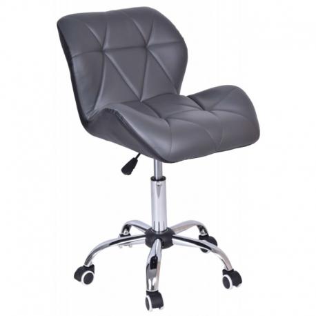 Krzesło Biurowe Moris Szaro Czarne Cena Kup Teraz
