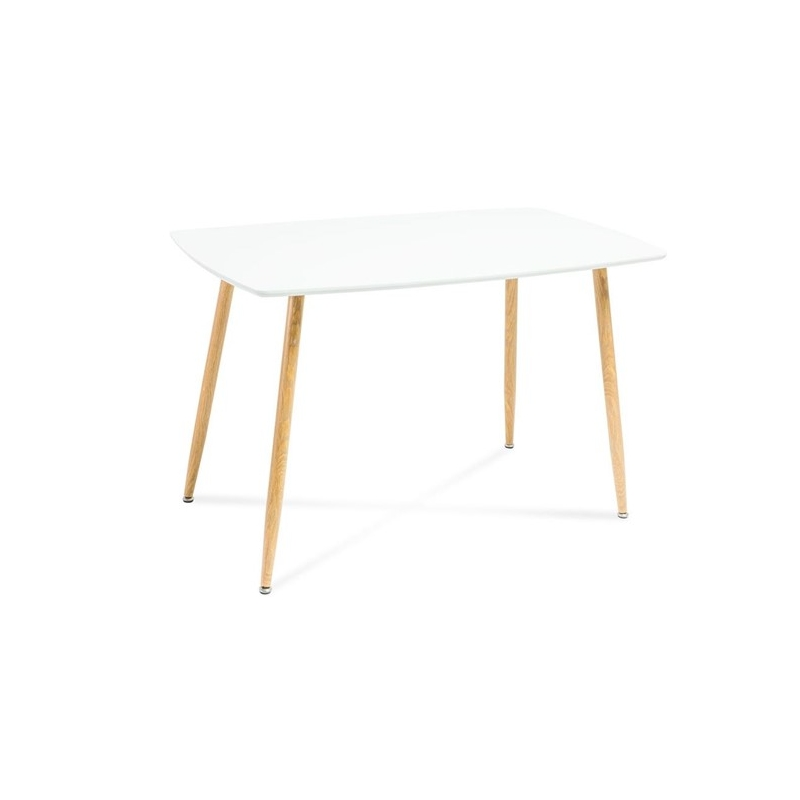 Stół Simon Biały Dąb