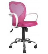 Fotel obrotowy QZY-1447 SERCE